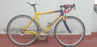Giant team TCR bicicleta carretera talla M cu-92
