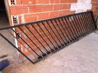 Barandilla escalera hierro