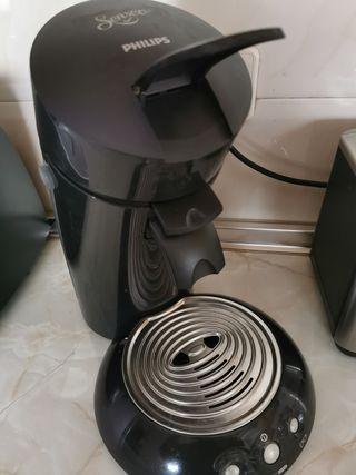 Cafetera Senseo Cápsulas