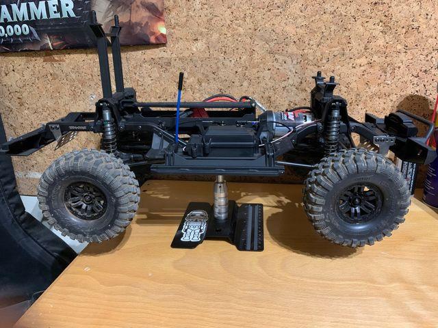 Traxxas Trx4 Land Rover