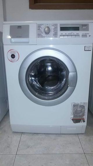Lavadora AEG 8 kg con Garantía