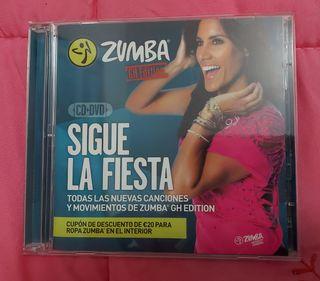 CD DVD Zumba