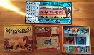 Troia juego de mesa
