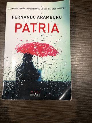PATRIA.Fernando Aramburu
