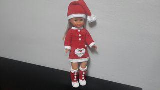 Conjunto Mamá Noel para Nancy
