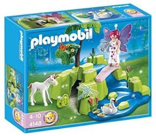 Playmobil 4148 set hadas con unicornio