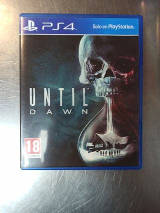 Until Dawn, PS4