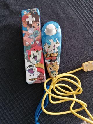 Mando Wii Yokai Watch