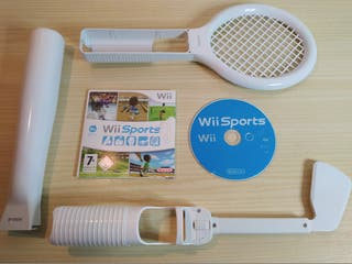 Pack Wii Sports + Accesorios