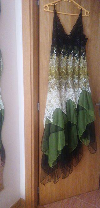 precioso vestido de fiesta