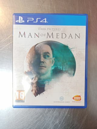 Man of Medan, PS4