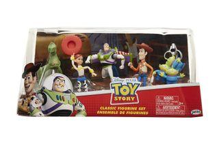 Set de 5 figuras Toy Story (NUEVO) Conjunto de ci