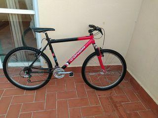 Bicicleta de montaña mtb conor wrc restaurada