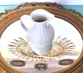 Jarra de cerámica vintage