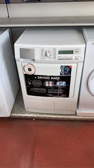 Lavadora-secadora AEG