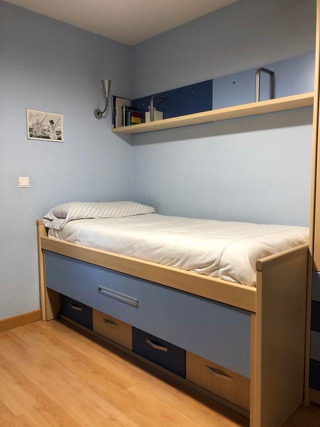 Dormitorio juvenil a buen precio
