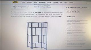 Biombo Ikea Risor Estilo Oriental