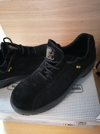 zapatos de seguridad talla 46
