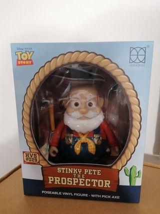 "Toy story Stinky Pete, el ""Capataz""."