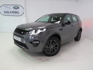 Land Rover Discovery Sport SE Dynamic