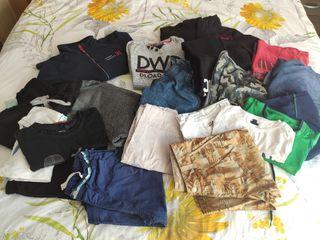 lote ropa niño 8-10años