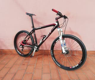 Bici Scott Carbono