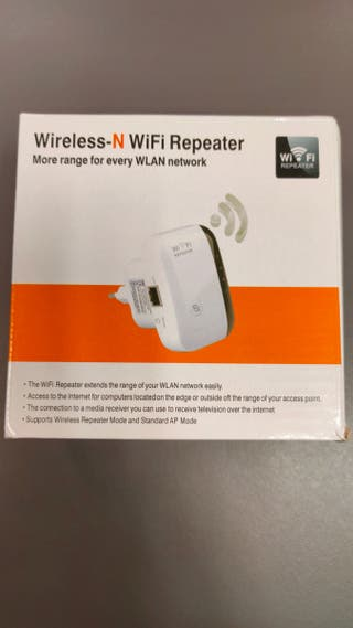 Repetidor wifi.Amplificador
