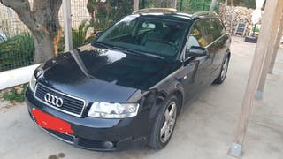 Audi A4 1.8 TURBO LUX AUT