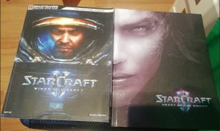 Guia Starcraft 2 Wings of Liberty + Heart of Swarm