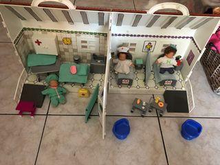 Hospital tres bessones