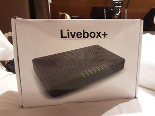 Repetidor Wifi Livebox+