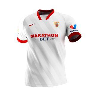 Camiseta Sevilla PRECINTADA.