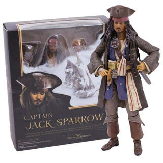 Figura Jack Sparrow