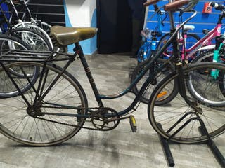 bicicleta varilla