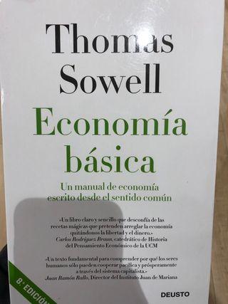 THOMAS SOWELL ECONOMIA BÁSICA