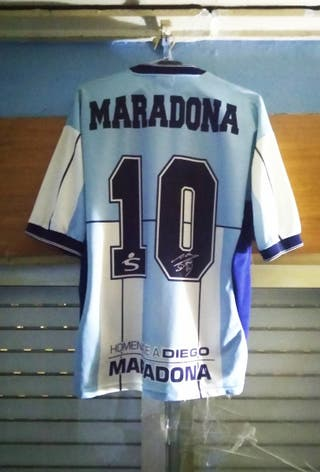 c.Maradona