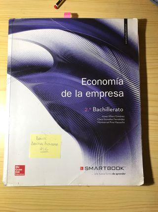 Economía de la empresa 2bachillerato