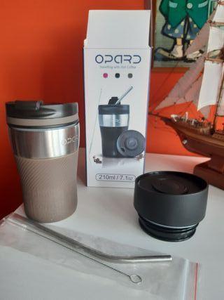 Taza termo para café