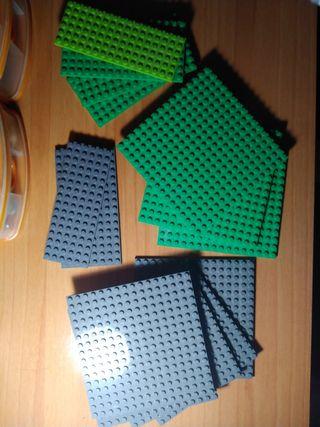 Placas Base de Lego