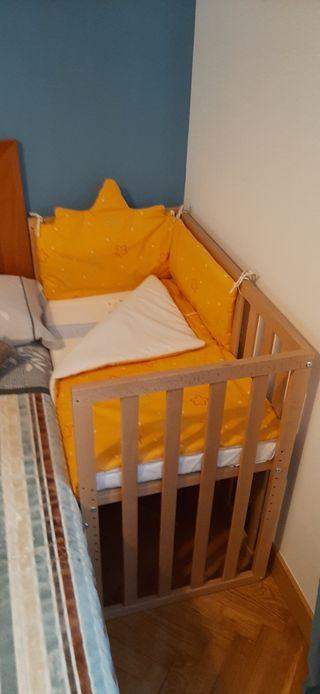 Minicuna de colecho convertible CHILD HOME