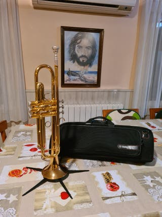 Trompeta ( Yamaha ytr 4335 )