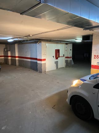 Garaje Centro Segovia