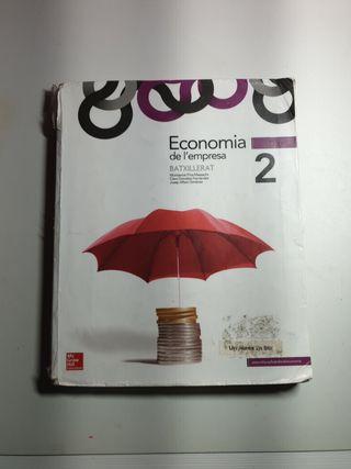 Economia de l'empresa 2 Batxillerat