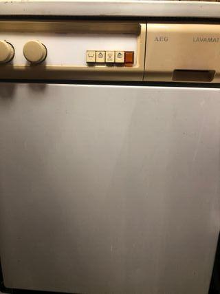 Lavadora aeg lavamat bella con termostato nuevo