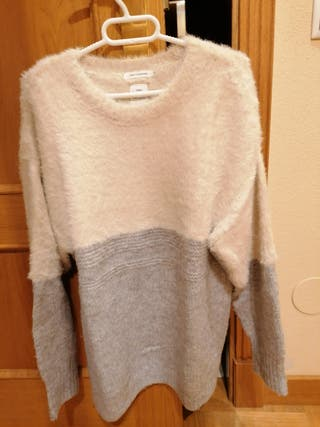 Jersey lana zara