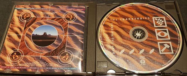 The Cranberries CD 1999 Bury the Hatchet