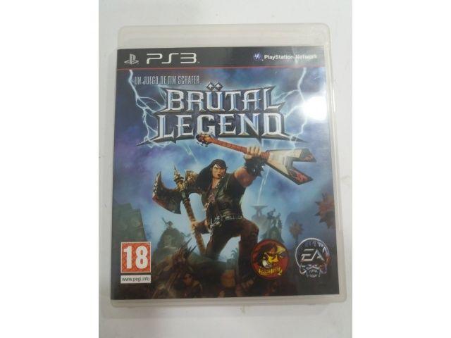BRUTAL LEGEND PS3
