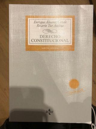 'DERECHO CONSTITUCIONAL'