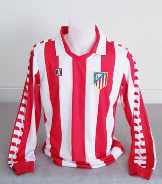 Atlético de Madrid retro