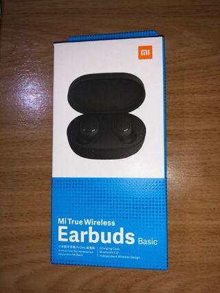 Earbuds basic. Xiaomi. Bluetooth. Nuevos.